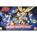 SD/BB Unicorn Gundam 03 Phenex