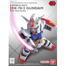 SD Gundam EX-Standard 001 Rx-78-2 Gundam