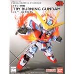 SD Gundam EX-Standard 011 Try Burning Gundam