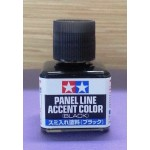 TA 87131 Panel Line Accent Color (Black)