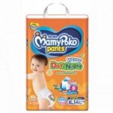 Mamy Poko Day&Night  ไซส์ XL ห่อ 54 ชิ้น (ก่างเกง)