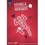 HOLMES1 ใครฆ่าบรรณาธิการ (Josh Lanyon  แปลโดย กนกกาญจน์ เวชชวิศิษฎ์)