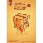 HOLMES3 รอยสักสลักเลือด (Josh Lanyon แปลโดยกนกกาญจน์ เวชชวิศิษฎ์)