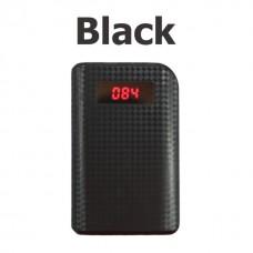 Remax Proda Power bank 10000 mAh แบตสำรอง มีจอ LCD สีดำ