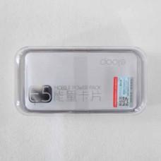 ELOOP E5 Power bank แบตสำรอง อีลูป 4400 mAh สีขาว
