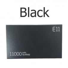 ELOOP E11 Power bank แบตสำรอง 11000 mAh สีดำ