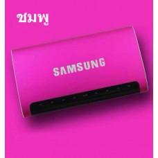 Samsung Power Bank แบตสำรอง ซัมซุง 16000 mAh สีชมพู
