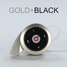 หูฟังไร้สาย Beats HD80 Mini Bluetooth Stereo Headset HD80 สีทอง-ดำ