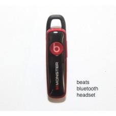 หูฟังไร้สาย beats  DL155 (Bluetooth Stereo Headset) สีดำ
