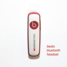 หูฟังไร้สาย beats (Bluetooth Stereo Headset) สีขาว