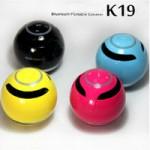 KINGONE K19 Bluetooth Speaker ลำโพงไร้สาย สีชมพู