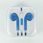 หูฟัง iPhone Small Talk สีน้ำเงิน