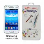 ฟิล์มกระจก Samsung Galaxy S Duos S7562