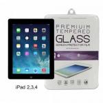 ฟิล์มกระจก iPad 2,3,4: 9MC Tempered Glass Screen Protector
