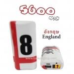 ebai EVA-5600 mAh มีจอ LCD World Cup Series อังกฤษ (England)
