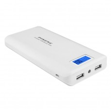 PINENG PN-999 Power bank 20000 mAh สีขาว