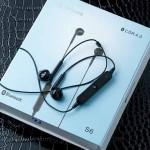 หูฟัง บลูทูธ คุณภาพสูง iPhone s6 Bluetooth Stereo headphone สีดำ