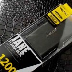 Remax Proda JANE Power bank 12000 mAh สีดำ