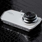 กล้องติดรถยนต์ K3000 Car DVR สีขาว
