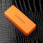 แบตสำรอง Power Bank Samsung 6000 mAh สีส้ม