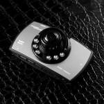 กล้องติดรถยนต์ GS9000 HD Car DVR สีดำ