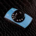 กล้องติดรถยนต์ GS9000 HD Car DVR สีฟ้า