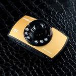 กล้องติดรถยนต์ GS9000 HD Car DVR สีทอง
