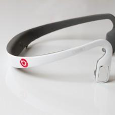 หูฟัง บลูทูธ Beats HD 505-TF มีช่องเสียบ เมมโมรี่การ์ด สีขาว