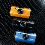 กล้องติดรถยนต์ K1000-2 HD Car DVR สีฟ้า