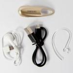 หูฟัง บลูทูธ Samsung N1300 Bluetooth Headset สีทอง