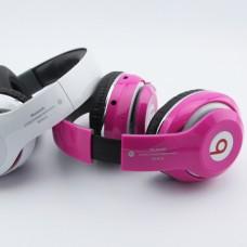 หูฟัง บลูทูธ ไร้สาย Beats STN-13 Bluetooth Stereo Headset สีชมพู