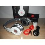 หูฟัง บลูทูธ ไร้สาย Monster Beats solo HD S450 Bluetooth Stereo Headset สีขาว