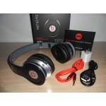 หูฟัง บลูทูธ ไร้สาย Monster Beats solo HD S450 Bluetooth Stereo Headset สีดำ