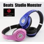 หูฟัง Beats By Dr.Dre Studio Monster สีชมพู