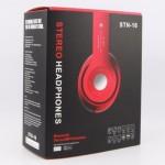 หูฟัง บลูทูธ Beats STN-16 Bluetooth Stereo Headset สีแดง