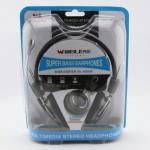 หูฟัง WEILE WL-955MV
