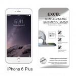 ฟิล์มกระจก iPhone 6 Plus เต็มจอ Excel ความแข็ง 9H