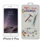 ฟิล์มกระจก iPhone 6 Plus ป้องกันคนแอบมอง 9MC ความแข็ง 9H
