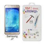 ฟิล์มกระจกนิรภัย Samsung Galaxy J7 9MC