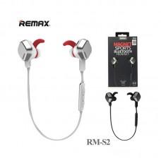 หูฟัง บลูทูธ Remax S2 สีขาว