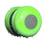 ลำโพงบลูทูธกันน้ำ สีเขียว
