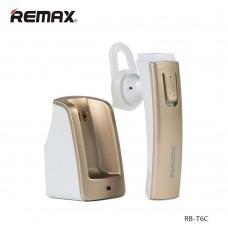 หูฟัง บลูทูธ Remax RB-T6C สีทอง