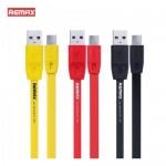 สายชาร์จ Micro USB Remax Full Speed Series สีดำ