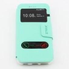 เคสเปิดหน้า JOOLZZ iPhone 6 สีเขียวอ่อน