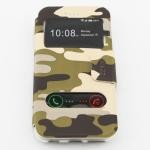 เคสเปิดหน้า JOOLZZ iPhone 6 สีลายทหาร