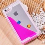 เคส iPhone 5/5S ตู้ปลา สีชมพู