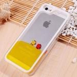 เคส iPhone 5/5S ตู้ปลา สีเหลือง