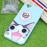 เคส iPhone 6 Plus ลายการ์ตูน 3D แมว Chi