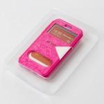 เคส iPhone 6 Meixin สีชมพู