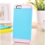 เคส iPhone 6 Plus NX CASE - เขียว-ชมพู